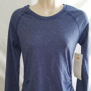 Lucy Dashing Stripes LS Small